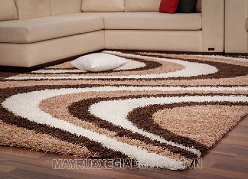 Thảm len được sử dụng phổ biến trong các không gian hiện nay