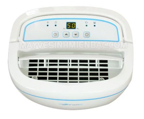 Đầu máy hút ẩm dân dụng Fujie thiết kế chắc chắn, bền đẹp