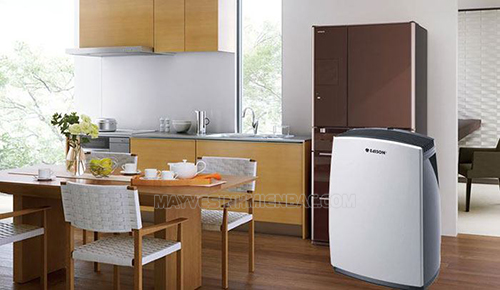 Lựa chọn máy hút ẩm phù hợp với không không gian bạn