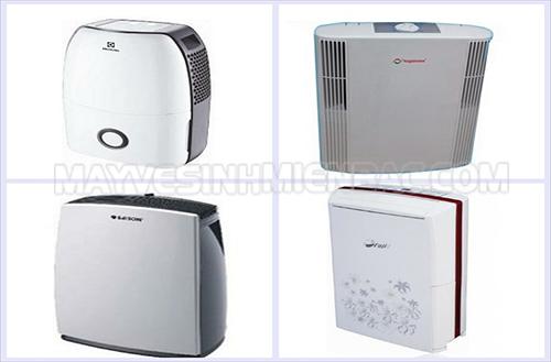 Một số model máy hút ẩm Nhật Bản