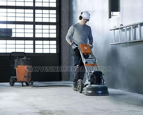 Có những loại máy mài sàn bê tông nào trên thị trường hiện nay?