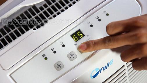 Độ ẩm không khí bao nhiêu là tốt nhất cho sức khỏe?
