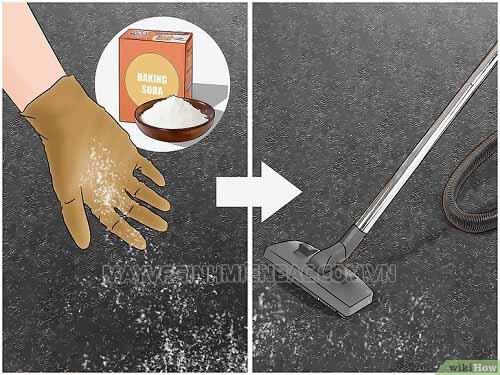 Giặt thảm bằng baking soda là cách đơn giản nhưng cho hiệu quả cao