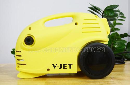 Review ưu điểm của máy rửa xe V-Jet VJ 100