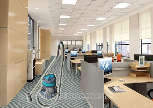 Top sản phẩm máy hút bụi 20l được ưa chuộng dùng nhiều cho văn phòng