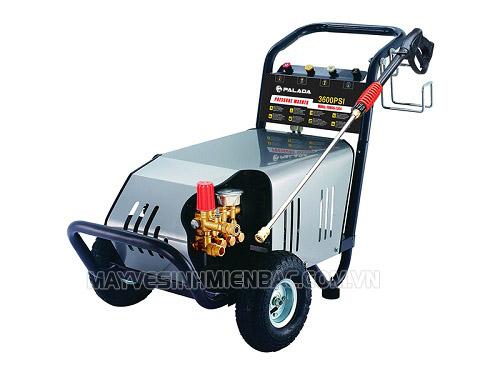 Máy rửa xe cao áp Palada - sự lựa chọn hoàn hảo cho tiệm rửa xe chuyên nghiệp