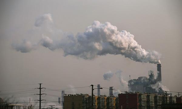 không khí ô nhiễm do đâu