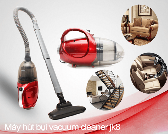 Máy hút bụi mini Vacuum Cleaner JK8 có ứng dụng đa dạng