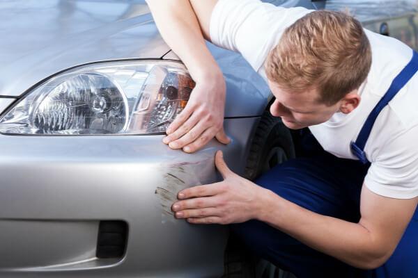 xóa vết xước xe ô tô
