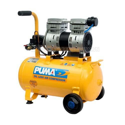 Máy nén khí Puma We125 thường được dùng bổ sung khí cho thợ lặn