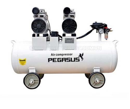 Bình hơi khí nén Pegasus không dầu được sử dụng nhiều trong nghề lặn