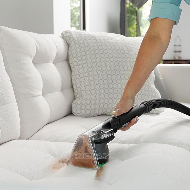 cách giặt sạch ghế sofa vải