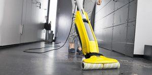 Sử dụng máy vệ sinh công nghiệp giúp cho người dùng chủ động hơn trong công việc