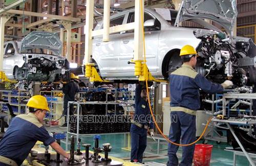 Áp dụng các máy móc công nghiệp giúp giảm được chi phí thuê nhân công