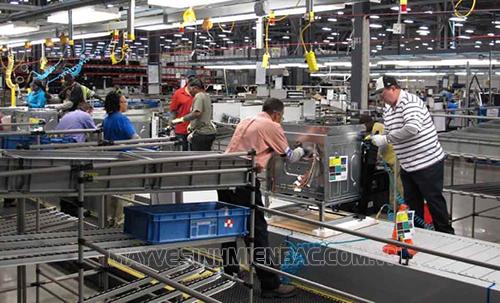 Thiết bị công nghiệp là gì? Ứng dụng của các thiết bị như thế nào?