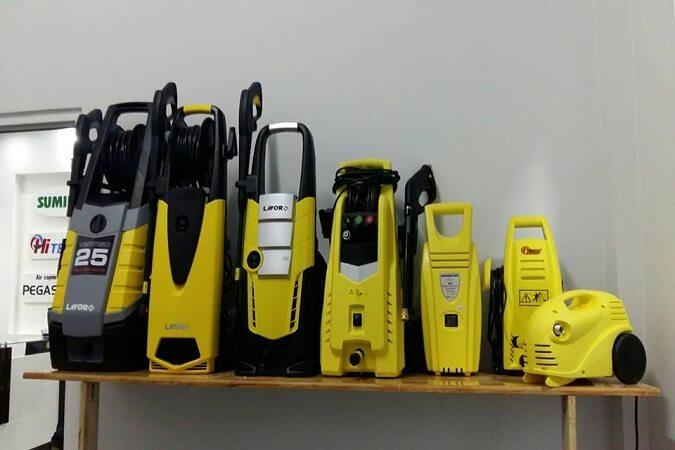 Chia sẻ cách lắp máy xịt rửa xe đơn giản tại nhà
