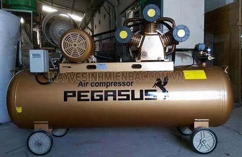 Những ưu điểm nổi bật của máy nén khí Pegasus