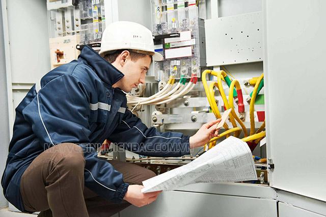 Bảo trì thiết bị điện