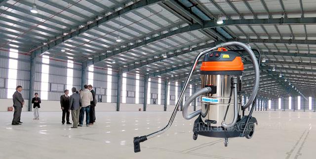 Ứng dụng máy hút bụi công nghiệp KF70A