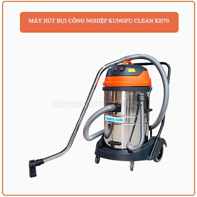 Chất lượng máy hút bụi công nghiệp KF70A