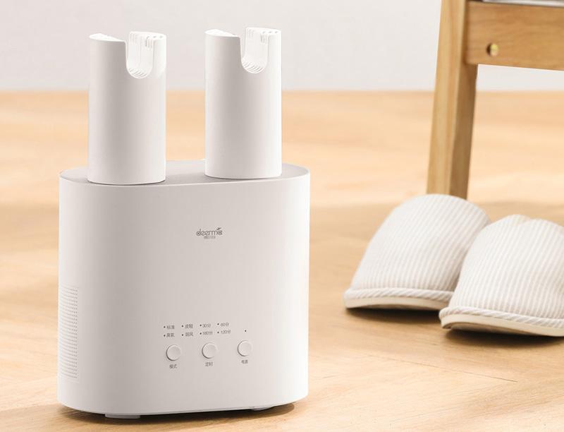 Reviews máy giặt khô khử mùi giày Xiaomi HX20