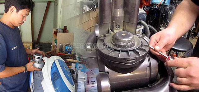 Tiêu chí của một địa chỉ sửa chữa máy hút bụi công nghiệp uy tín