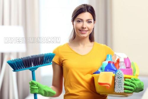 5 ưu điểm khiến dịch vụ dọn nhà theo giờ được ưa chuộng