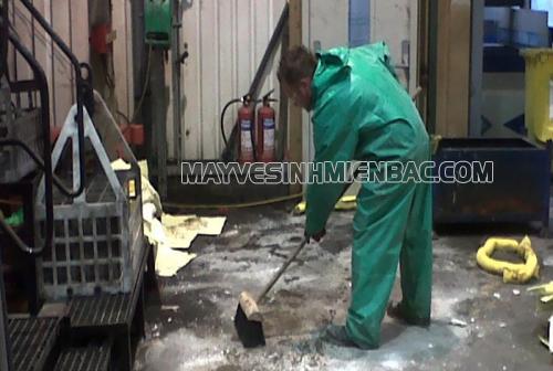 Hướng dẫn quy trình vệ sinh nhà xưởng nhanh và sạch nhất hiện nay