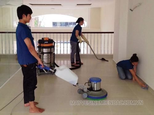 Tìm hiểu lợi ích và các hạng mục trong dịch vụ vệ sinh chung cư