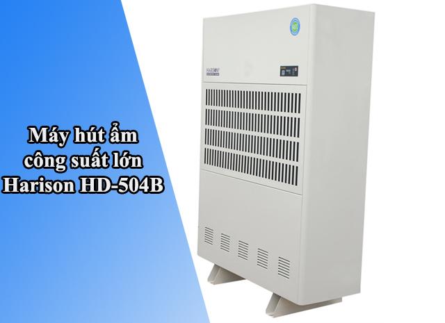 Có nên mua máy hút ẩm Harison HD-504B hay không?