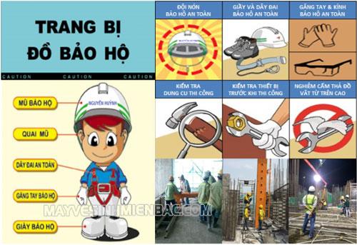 Hướng dẫn thực hiện làm sạch theo mẫu quy trình vệ sinh nhà xưởng