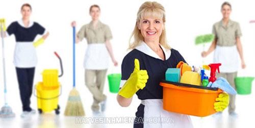 Yên tâm đón Tết với dịch vụ tổng vệ sinh thông minh, siêu sạch