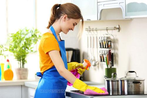 Dọn vệ sinh theo giờ chuyên nghiệp, đảm bảo chất lượng