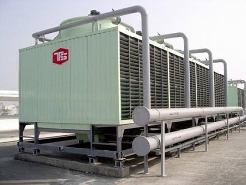 Tháp giải nhiệt Tashin có gì nổi bật? Top 3 model chọn lựa