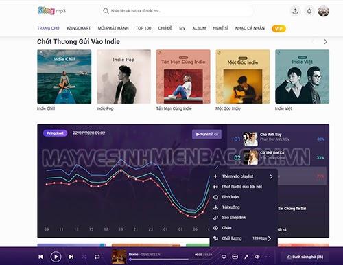 cách tải nhạc về máy tính