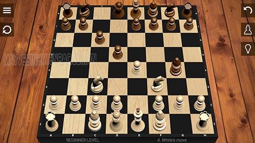 Mẹo chơi cờ vua với máy tính đơn giản cho người mới bắt đầu