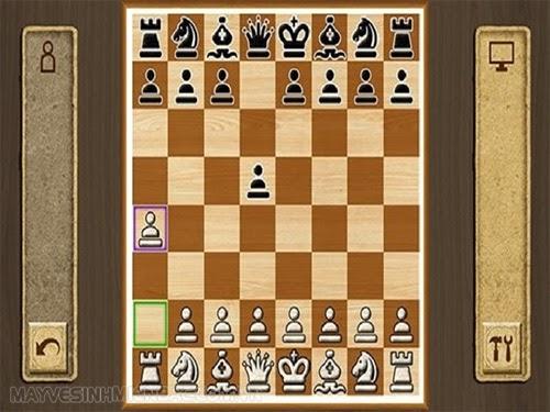 Chơi game cờ vua Offline