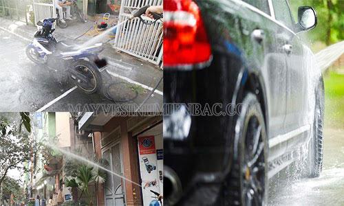 ưu điểm của máy rửa xe karcher karcher k2 420