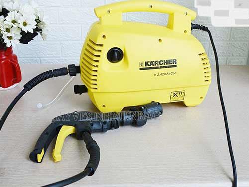 đánh giá máy rửa xe Karcher K2 420