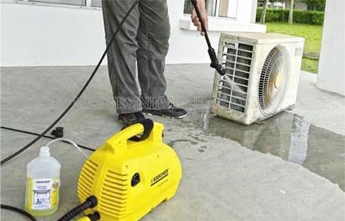 máy rửa xe karcher K2 420 tốt