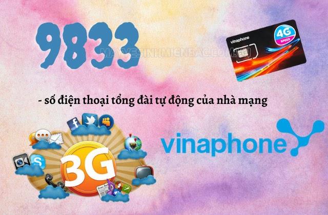 9833 là số điện thoại gì