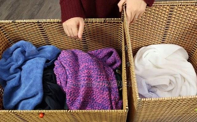 ngăn ngừa quần áo dính lông