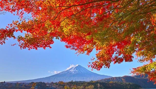 mùa thu ở nhật bắt đầu từ tháng mấy