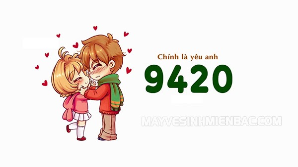 9420 là gì? Ý nghĩa các con số trong tiếng Trung