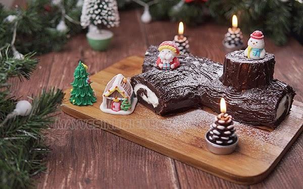món ăn truyền thống trong dịp Giáng sinh tại Pháp