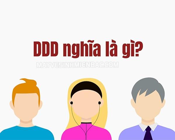 ddd là gì