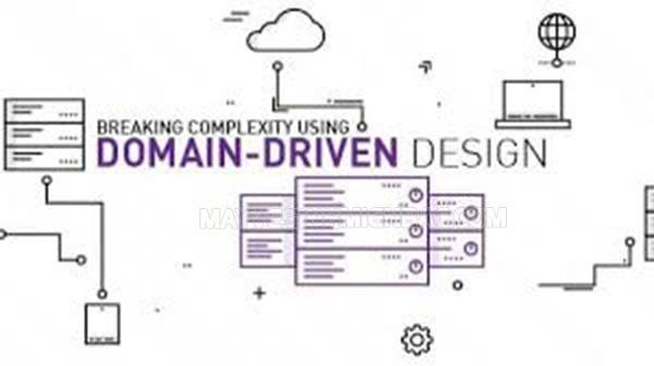 Domain driven design là cụm từ chuyên ngành