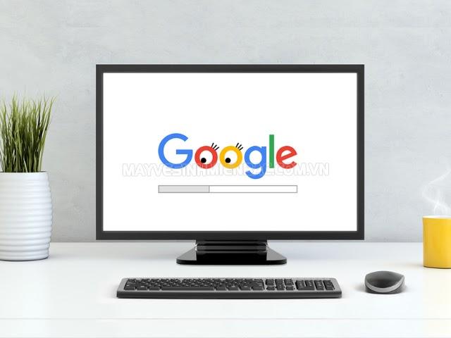 lỗi google chrome không vào được web