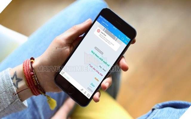 lỗi 508 trên ứng dụng Zalo