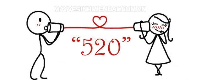 520 nghĩa là gì